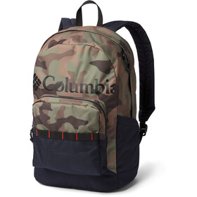Columbia Zigzag Backpack 22l, cypress camo/black